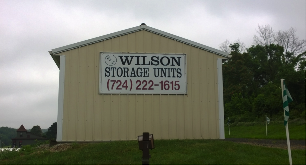 C&L Wilson Storage Units | Washington PA